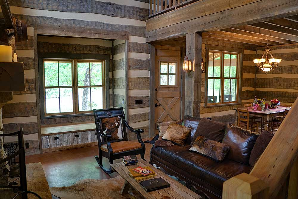 The Cabin at the Sandy Ranch